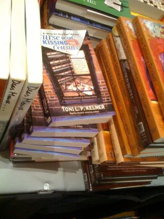 Toni's books