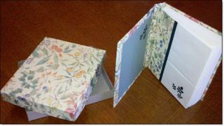Flower-box-book