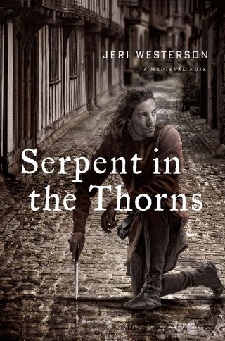 Serpent in the thorns[1]