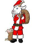 Christmas-goat