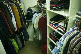Superclean closet
