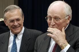 Rumsfeld cheney