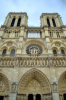 French notre dame