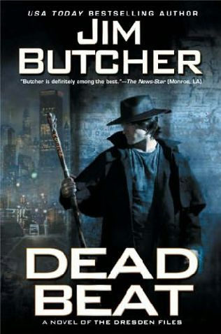 Dead beat jim butcher