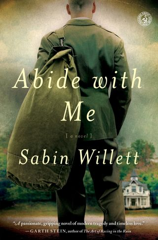 Willett ABIDE WITH ME cover art