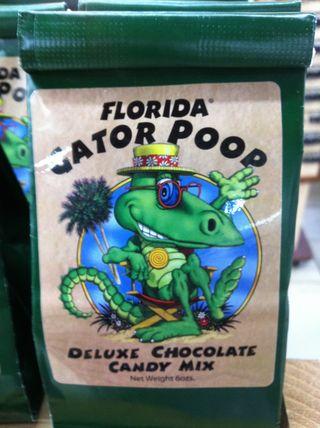 Gator Poop