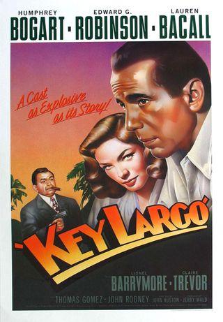 Key-largo poster