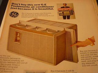 Vintage air conditioner