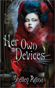Her own devices