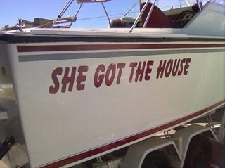 Creatively Funny Boat Names 017