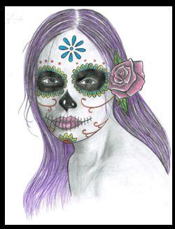 Erik sugar skull