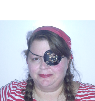 Pirate Cathy