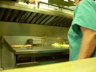 Tiffany diner grill