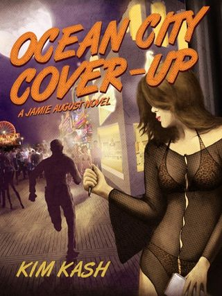 Ocean City Cover-up eBook cover