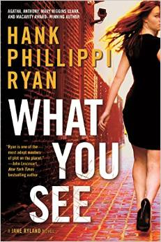 What you see cover