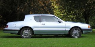 1984 cougar