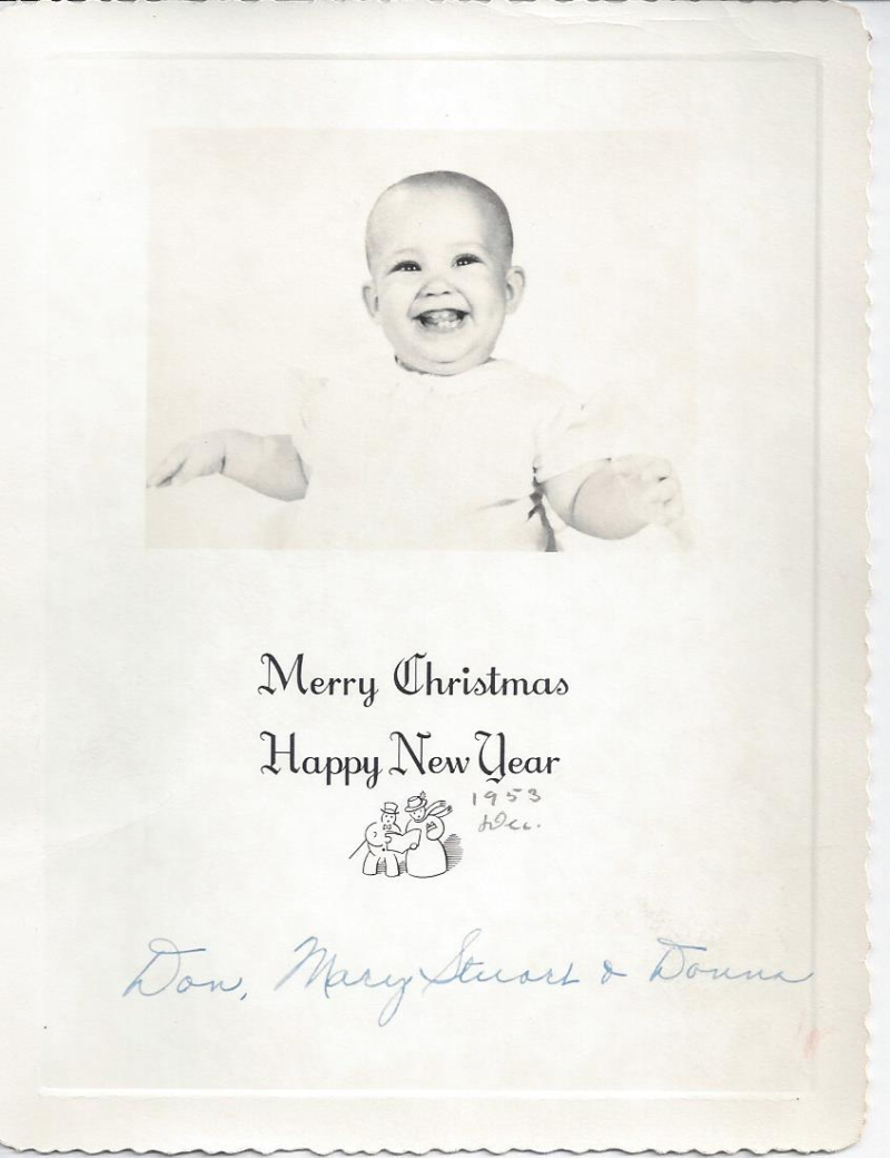 Andrews christmas 1953