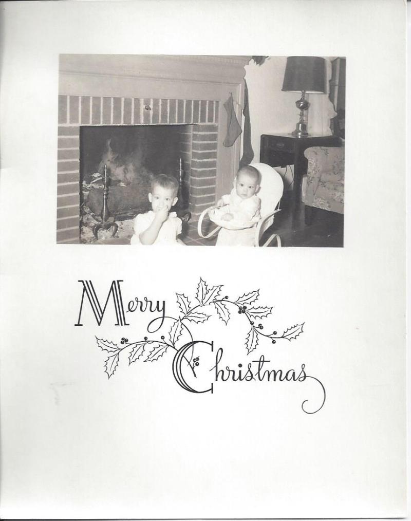 Andrews christmas 1954