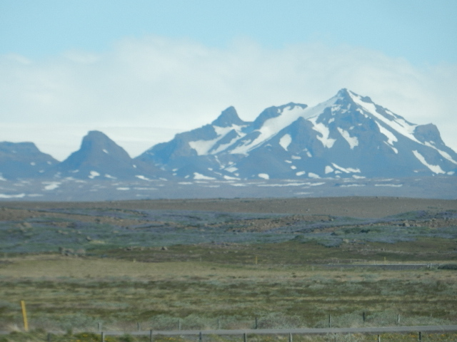 Iceland Mts