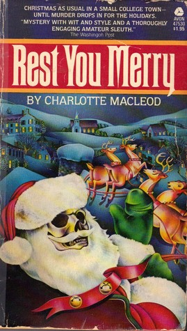 my all time favorite christmas mystery is charlotte macleods rest you restyoumerry - Christmas Mystery Books