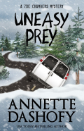 UneasyPrey cover small
