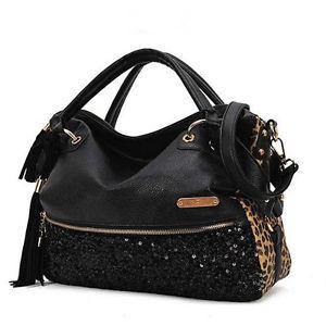 Big black purse
