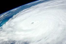 Hurricane-cloud