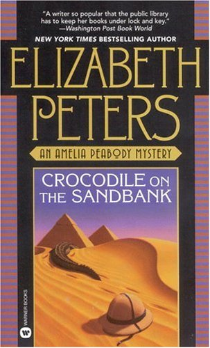 Crocodile-on-the-sandbank