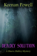 Deadly Solution cover