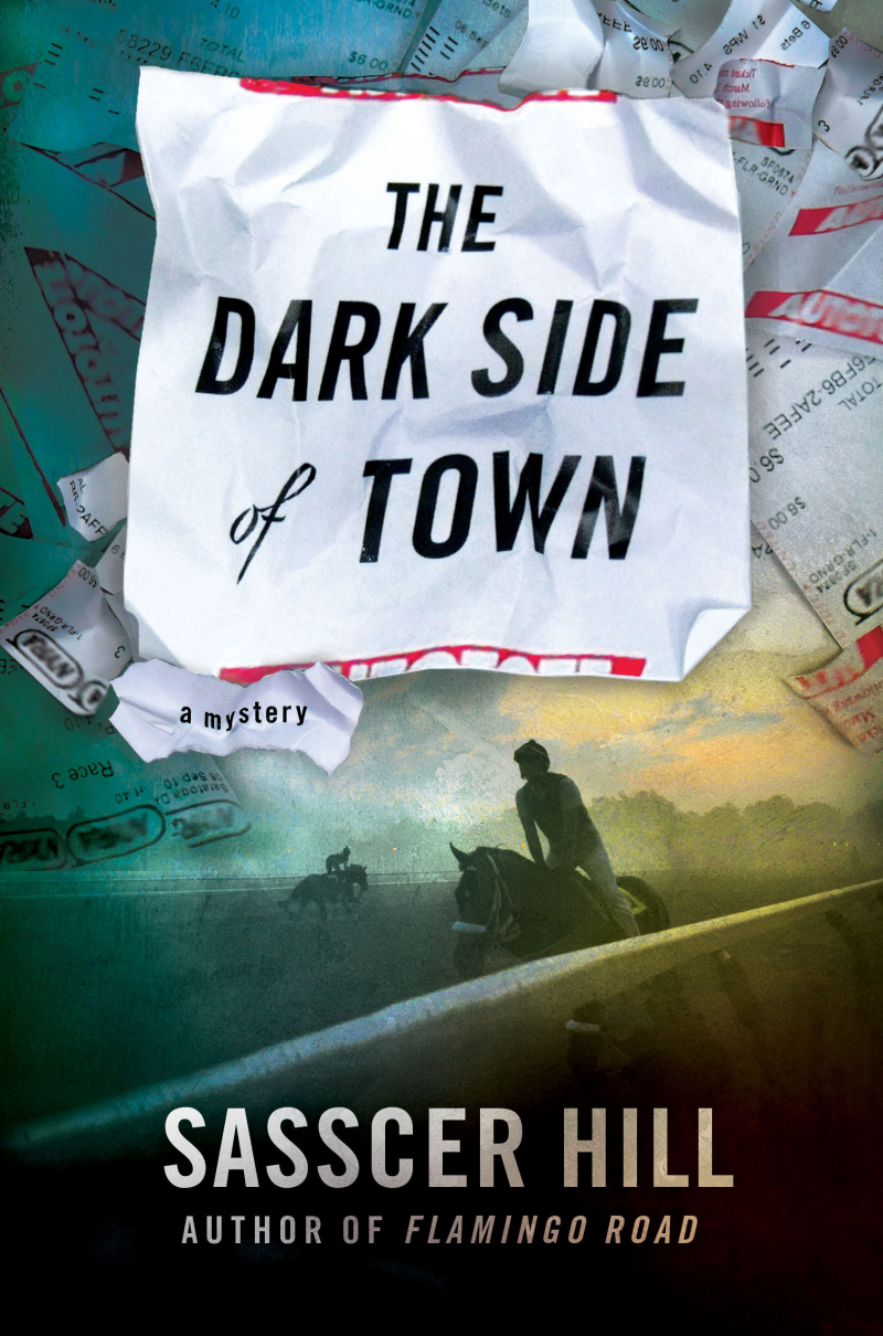 1 cover - The Dark Side of Town