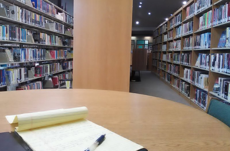 Beco library  800
