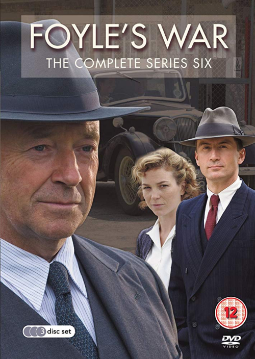 Foyles war use