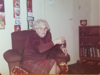 My Weblog In The Kitchen With Grandma By Aimee Alexia And