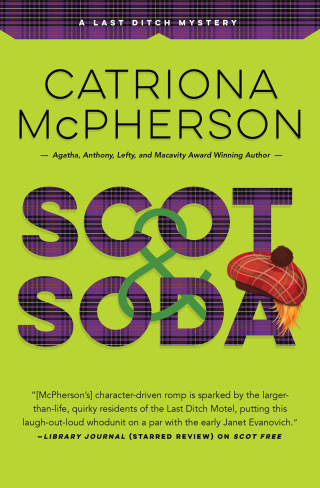 Scot and soda jacket