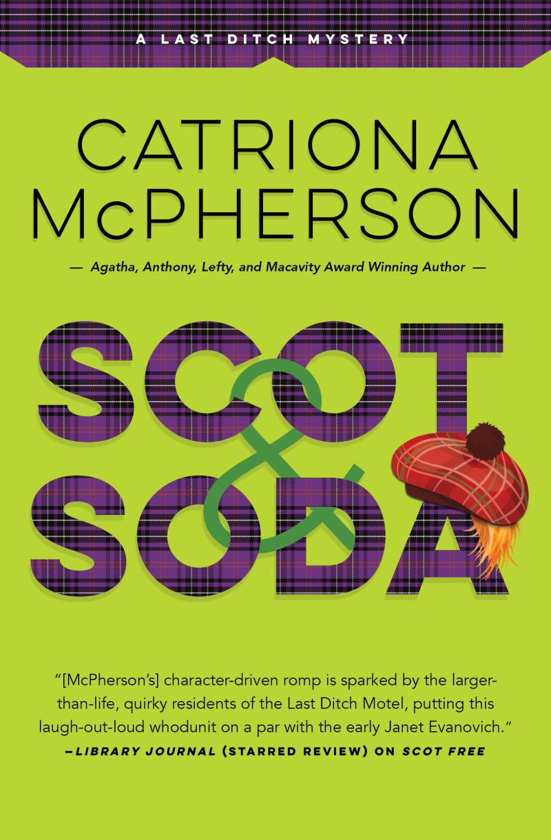 Scot and soda jacket
