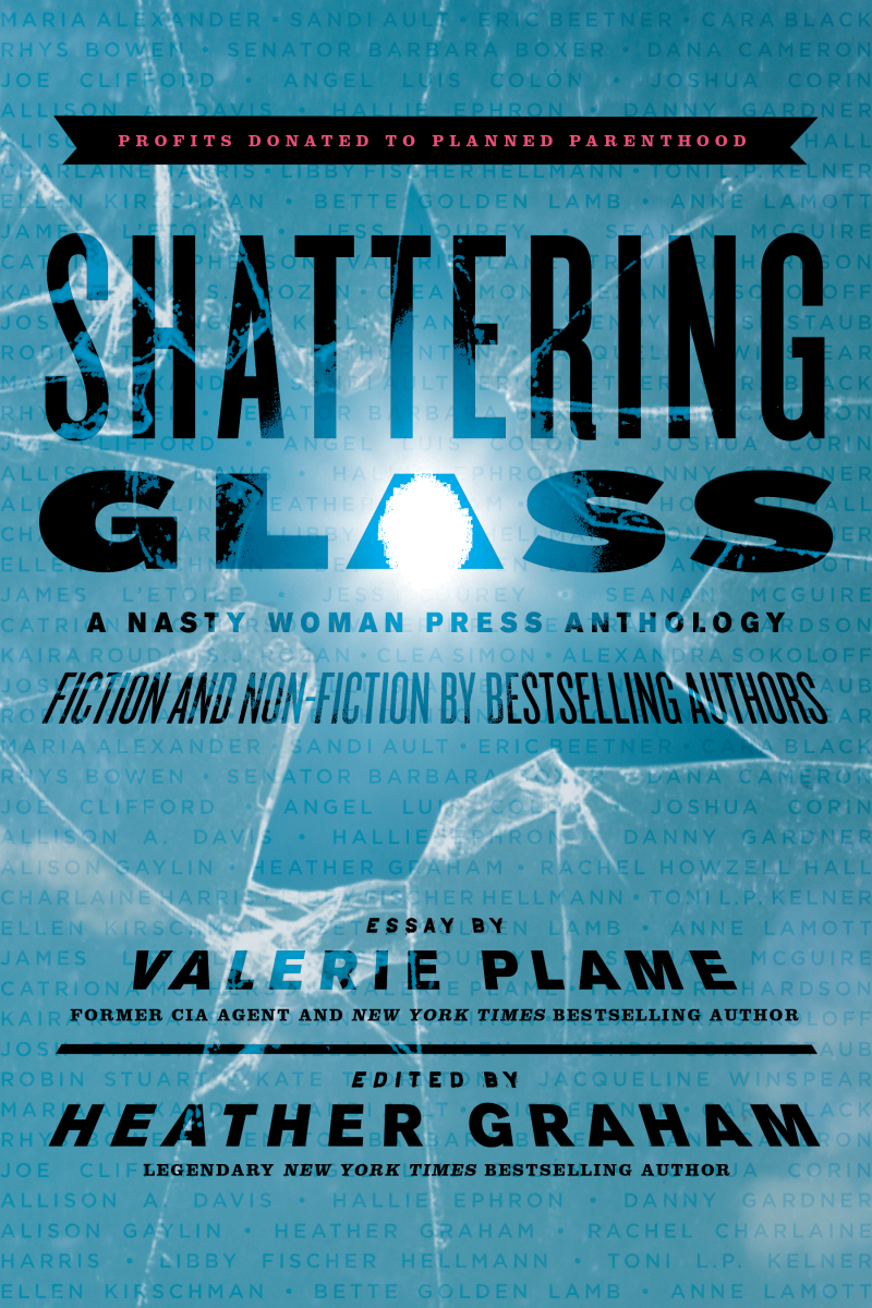 Shattering Glass Final Front